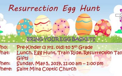 Resurrection Egg Hunt